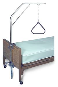 Picture of Fixed Overhead Trapeze, Chrome Plated Steel