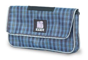Picture of Saddle Bag, Plaid