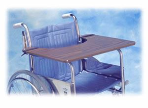 "Picture of Wheelchair Tray, 24"" X 20"" X 1/2"""