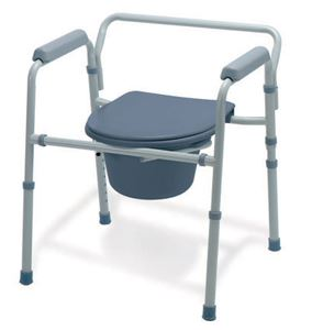 Picture of Commode  3 In 1 Steel Folding