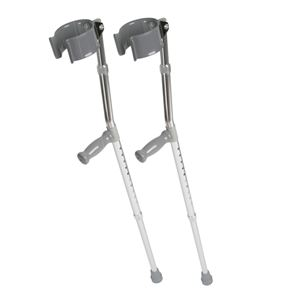 Picture of Crutch Forearm Aluminum Adult