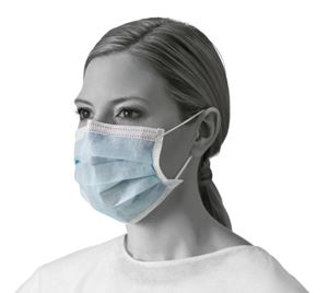 Picture of Face  Mask Procedure  Earloop Blue (OUT OF STOCK !)