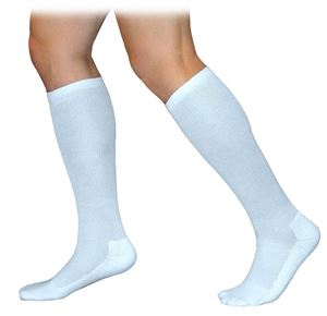 Picture of Sigvaris Cushioned Cotton – 362 (20-30 Mmhg)-Calf