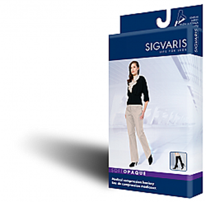 Picture of Sigvaris Soft Opaque – 841 (15-20 Mmhg)-Calf