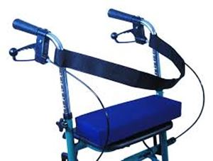 Picture of Backrest  Strap Rollator ** DISCONTINUED **