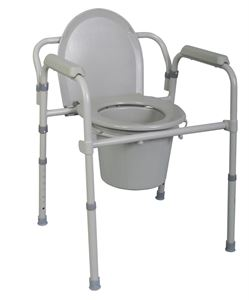 Picture of Commode  Seat & Lid