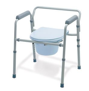 Picture of Commode C1 Ez-Care Steel Painted