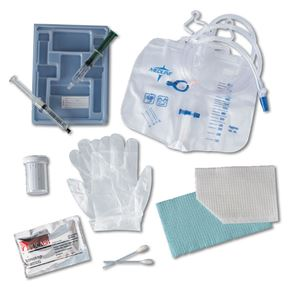 Picture of Foley Catheterization Tray