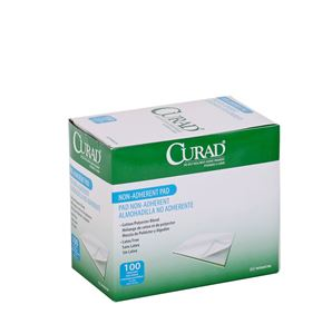 "Picture of Pad    Non-Adherent Strl Lf 2""x3"" 1 -Pk"