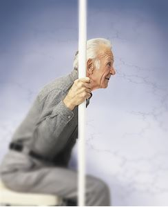 Picture of Pole  Safe-T  Floor To Ceiling