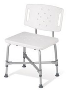 Picture of Shower Chair W -Back  Bariatric