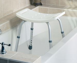 Picture of Shower Chair  Kd W -O Back  Guardian