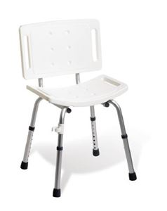 Picture of Shower Chair  Kd W -Back  Guardian