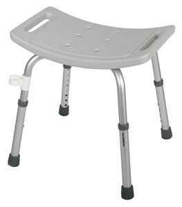 Picture of Shower Chair  Ez-Care W -O Back