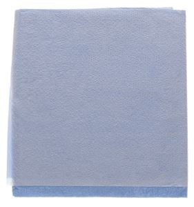 Picture of Stretcher   Sheet Tissue -Poly Blue 40x90