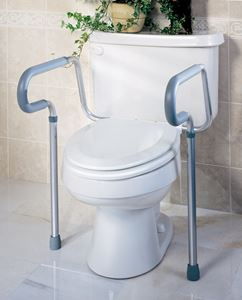 Picture of Toilet Safety Rails