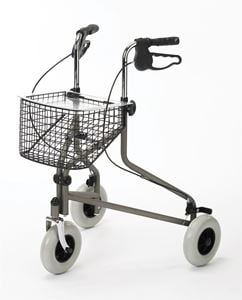 Picture of Tray & Basket  Tri Wheeled