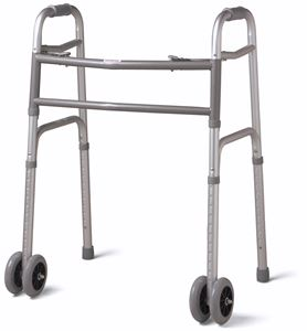 """Picture of Walker Adult Extra Wide 5"""" Wheels"""