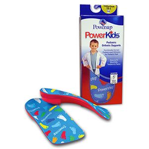 Picture of Powerstep Powerkids Orthotics (¾ Length  Size Kb-Kg)