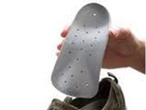 Picture of Arch Support With Metatarsal - Leather Cover ( 1 Pair)
