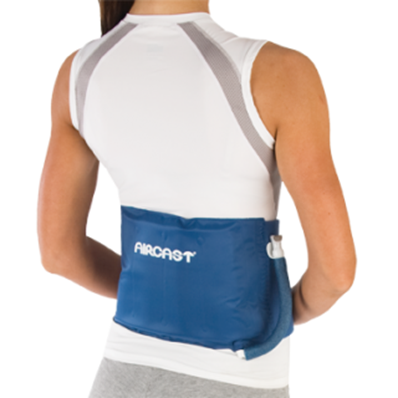 Picture of Aircast Cryo/Cuff For Back/Hip/Rib  with Cooler (Non-Motorized Kit)
