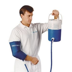 Picture of Aircast Cryo/Cuff For Elbow With Cooler (Non Motorized Kit)