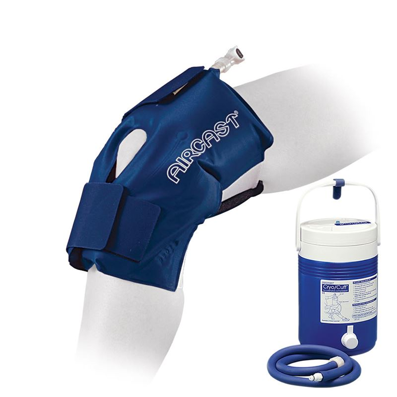 Picture of Aircast Cryo/Cuff Medium Knee  with Cooler (Non Motorized Kit)