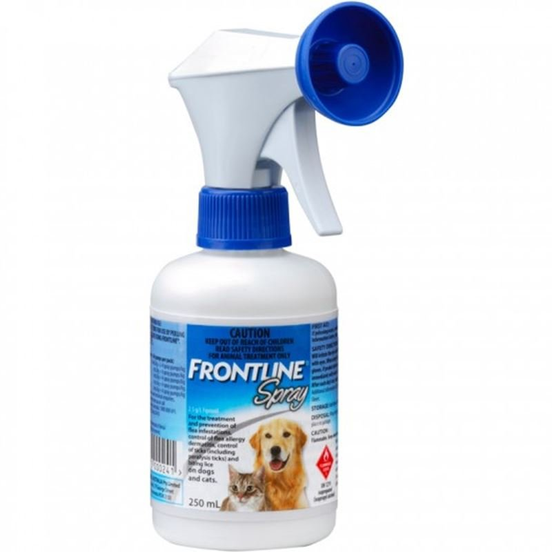 Picture of Frontline Spray  Generic Spray Bottle 100ml