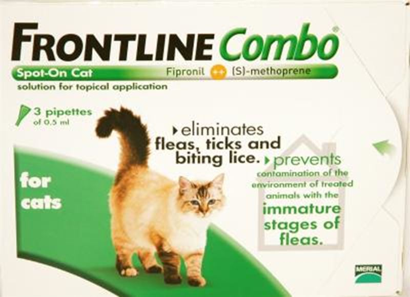 Picture of Frontline Spot On for Cat Brand 6 tubes