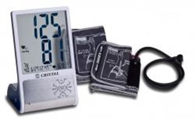 Picture of CRISTAL AUTOMATIC BLOOD PRESSURE MONITOR (ABP-C1) ** NOT AVAILABLE **