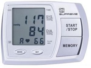 Picture of SUPREME AUTOMATIC BLOOD PRESSURE MONITOR(ABP-C2) ** NOT AVAILABLE **