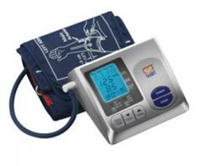 Picture of PLATINUM SERIES DELUXE ARM BLOOD PRESSURE MONITOR(ABP-B2) ** NOT AVAILABLE **
