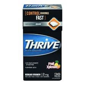 Picture of Thrive Gum Nicotine Fruit Explosion 2mg