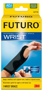 Picture of 3M Futuro Adjustable Reversible Splint Wrist Brace ** DISCONTINUED **