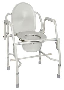 Picture of Commode Drop-Arm, Knock Down 1 c/s