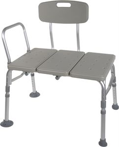 Picture of Transfer Bench Knocked Down, Tool Free, 1 c/s