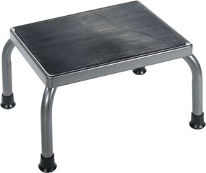 Picture of Foot Stool, Deluxe, Silver Vein 1 c/s
