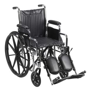 Picture of Chrome Sport WheelChair