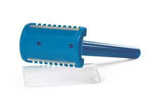 Picture of Double-Sided Non-Sterile Shave Prep Razor