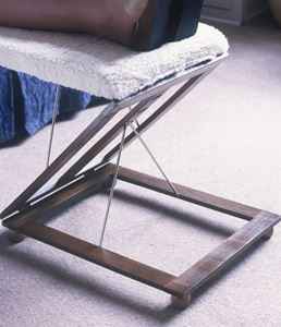 Picture of Adjustable Fold-A-Way Footrest