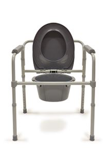 Picture of Deluxe Commode