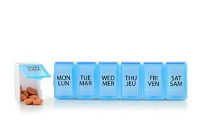 Picture of Detachable 7 Day Pill Organizer