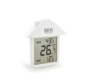 Picture of Digital IN/OUT Suction Cup Thermometer