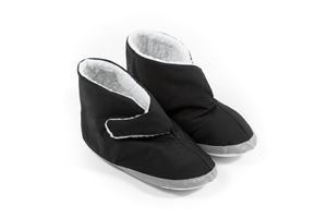 Picture of Roomy Slippers for Men and Women: 7 - 8½ (Men)