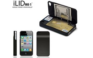 Picture of iPhone Wallet Case - iPhone 4