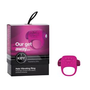 Picture of Key Halo Massager- Pink