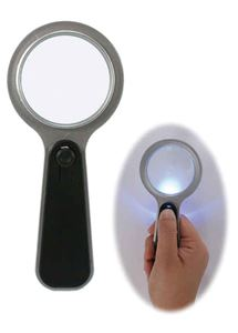 Picture of LED Magnifying Glass