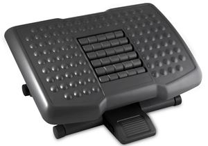 Picture of Adjustable Footrest with Rollers