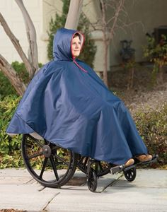 Picture of Wheelchair Poncho - Rain