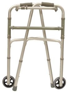 Picture of Folding Walker with Wheels